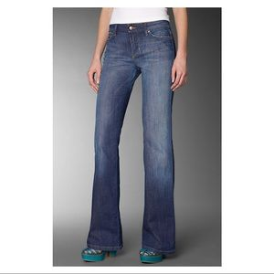Joe's Jeans 'Muse' Wide Leg Stretch Jean